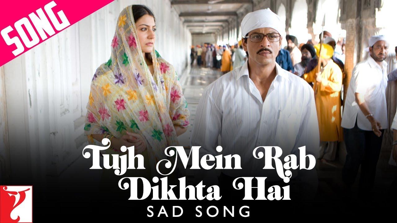 Download Tujh Mein Rab Dikhta Hai Sad Song   Rab Ne Bana Di Jodi   Shah Rukh Khan   Anushka   Shreya