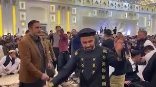 Mujib zadran Weding Vedio - Nabi, Qais, All Afghan cricketer's Attan