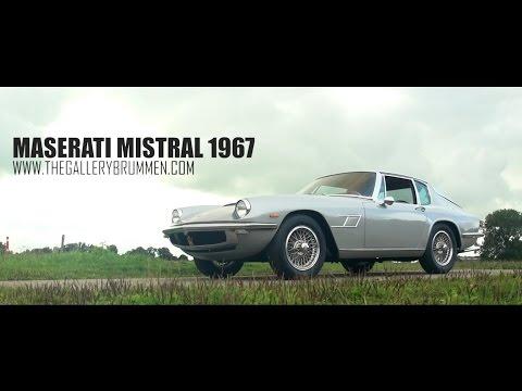 MASERATI MISTRAL - 1967 | GALLERY AALDERING TV