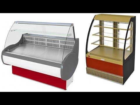 холодильная витрина купить - Холторг - торговое холодильное оборудование - холодильная витрина