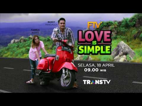 FTV TRANSTV LOVE IS SIMPLE