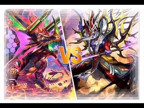 Vanguard TH Tachikaze Gaia Dynast VS Murakumo Yasuie Gouma