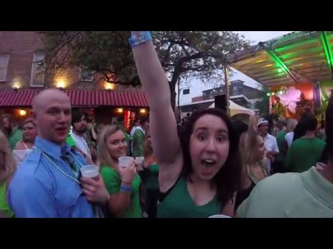 Savannah St. Patrick's Day Party