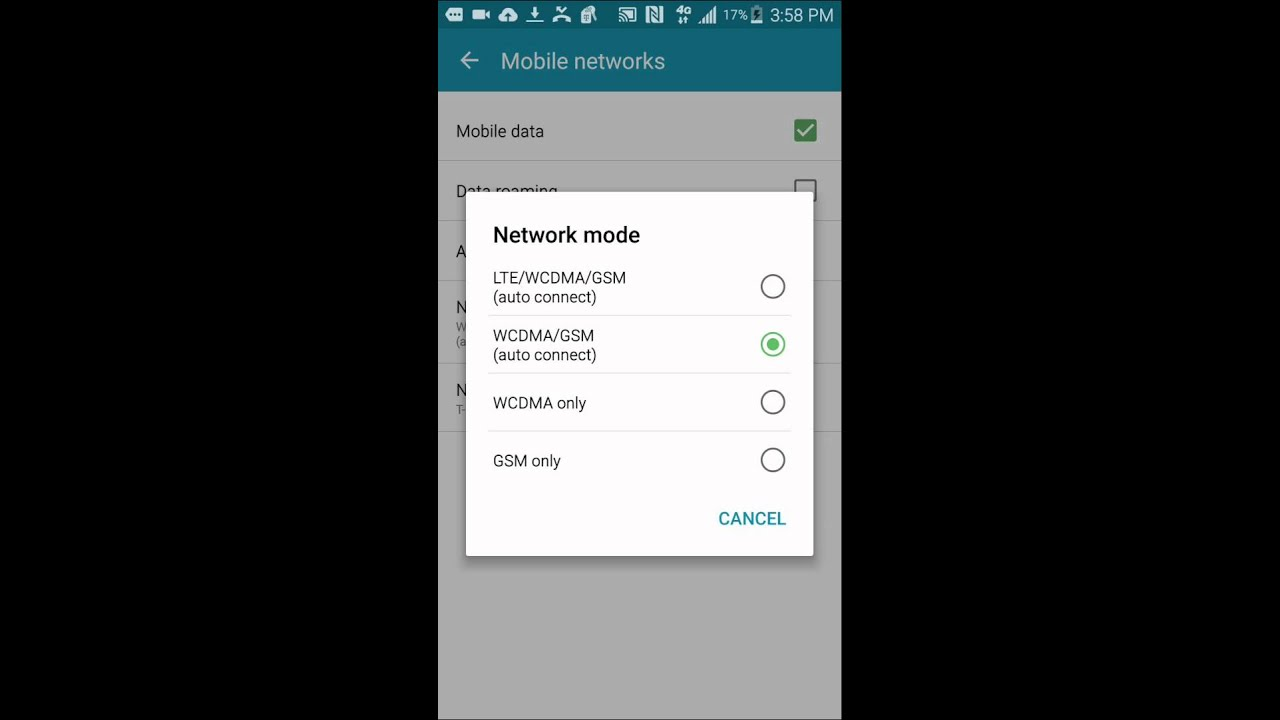 Fix Slow T-mobile 4G LTE Data Speeds Android - YouTube - my tmobile com