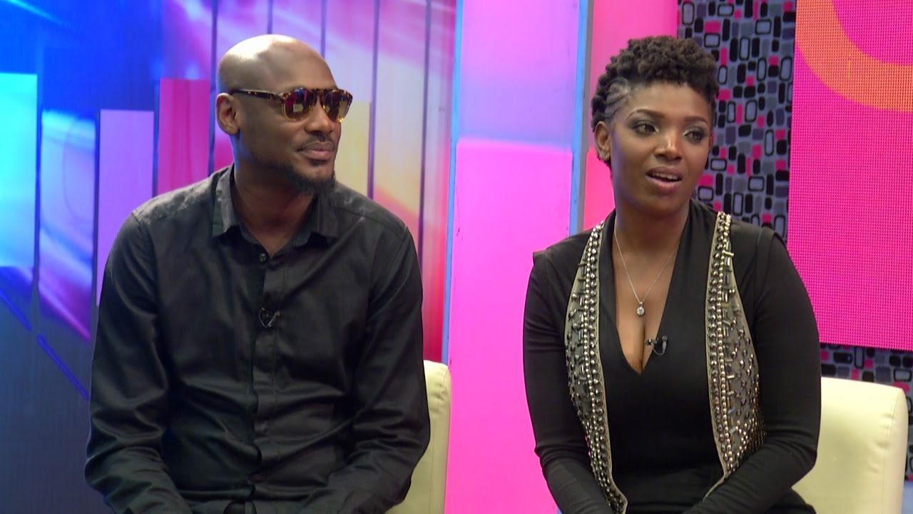 Download Music, Movies 'n More With 2Face & Annie Idibia.