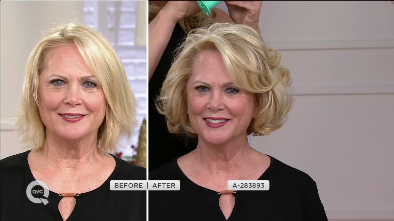 Hot Rollers Before And After