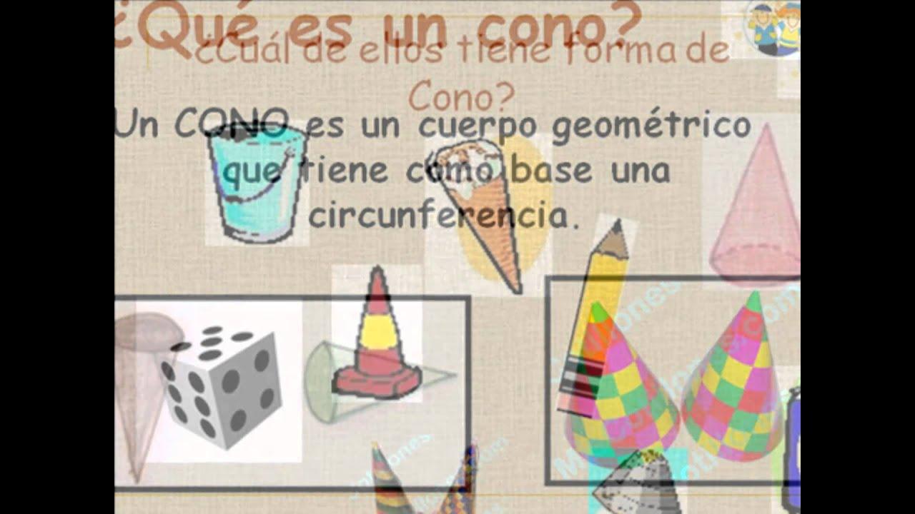 Figuras y cuerpos geometricos SAD  YouTube