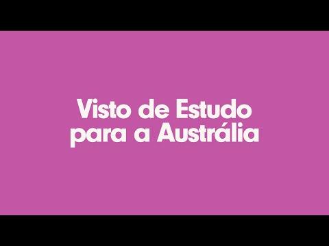 Visto de estudante para a Austrália | Up Study
