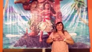 Splendia Kids |Fiestas Infantiles Lima Perú |Testimonio Claudia Oviedo Moana Abril 2018
