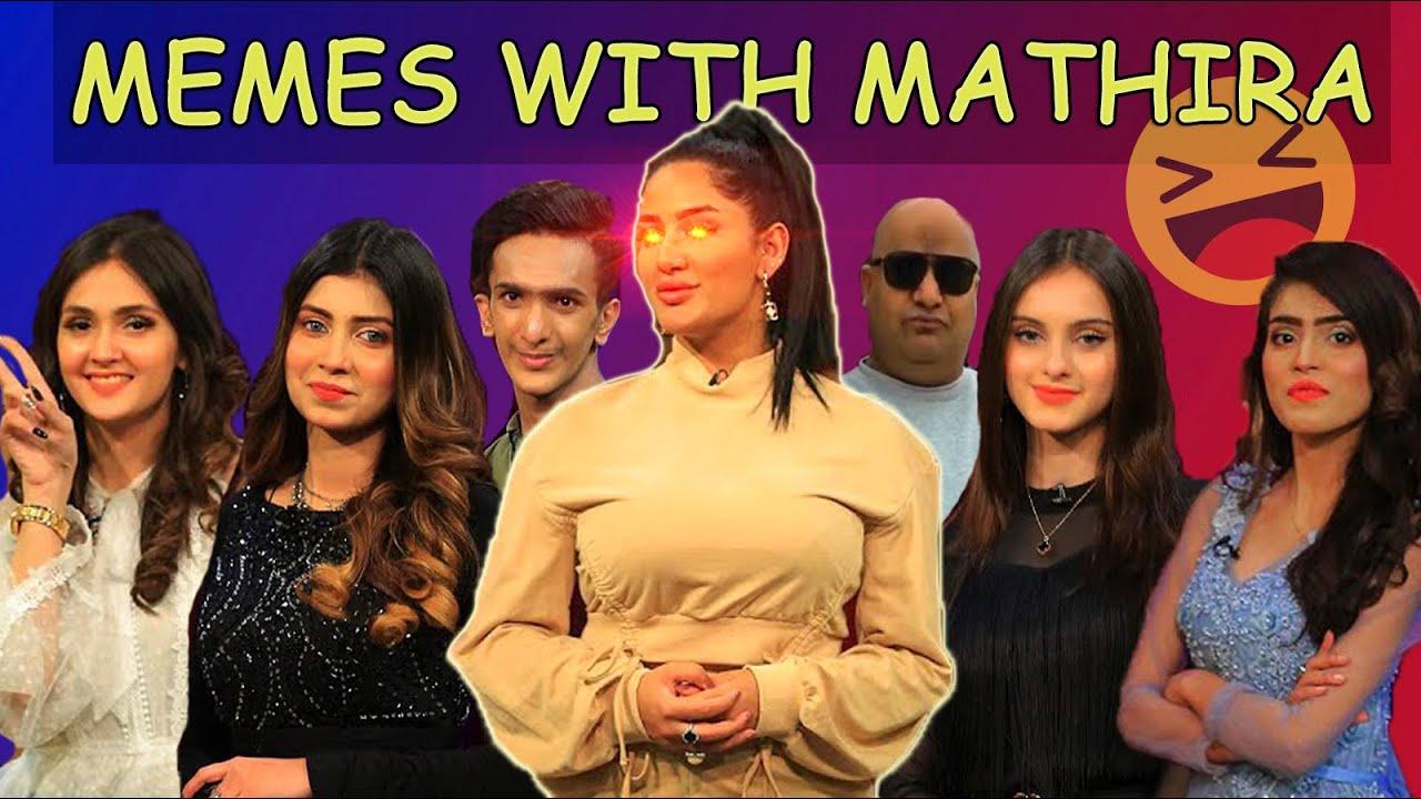Mathira Destroying Tiktokers | Mathira Roasting TikTokers | Funny Memes