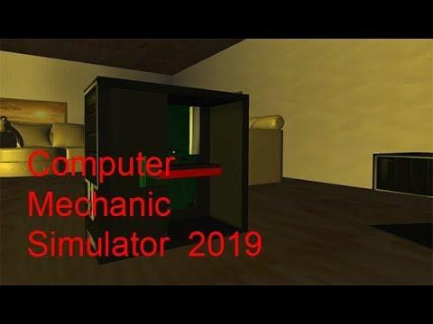 Computer Mechanic Simulator 2019 - ПЕРВЫЙ ВЗГЛЯД | КОМПЬЮТЕР МЕЧТЫ