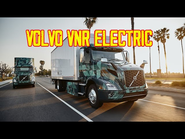 Volvo VNR Electric - MTED