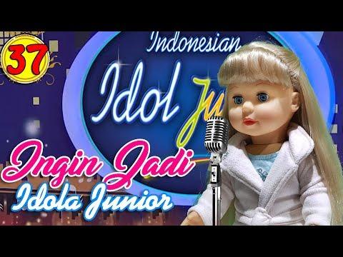 #37 Ingin Jadi Idola Junior - Boneka Walking Doll Cantik Lucu -7L   Belinda Palace