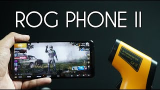 ROG Phone 2 Gaming Review, PUBG Mobile HDR + Extreme, Heating Test, FPS Test - Best Gaming Phone!