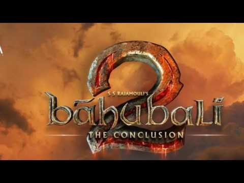 Baahubali - The Conclusion Logo || Bahubali 2 First Look || YOYO Cine Talkies