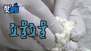 우유로 깨진 접시를 붙일 수 있다? [핫클립] / YT…
