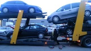 Tuning Auto nehmen nach Bulgarien