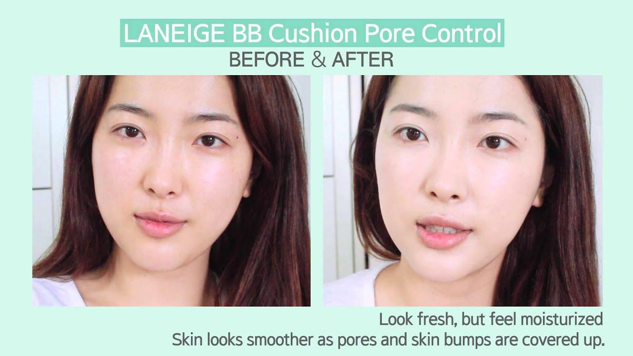Bb Cushion Pore Control No More Touch Ups