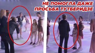 Загитова отказалась фотографироваться с Медведевой после шоу Тутберидзе Чемпионы на льду