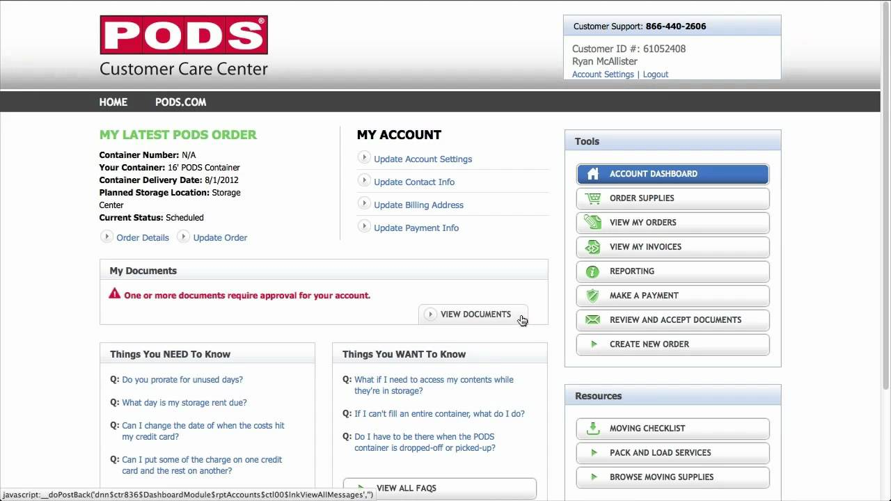 How To Access Your Rental Agreement Online Youtube
