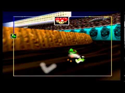 Wall Jump Glitch - Wario Stadium (Nintendo 64)