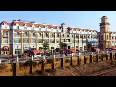 Asian Travel - Timelapse Of Phnom Penh Street Lives - Youtube