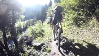 Tour Du Mont Blanc en VTT: Chamonix naar Champex-lac 1