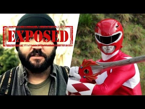 Exposing The Original Red Power Ranger.