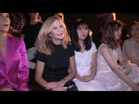 Meg Ryan, Daisy Ryan, Mandy Moore, Pixie Lott and more at Schiaparelli Fashion Show