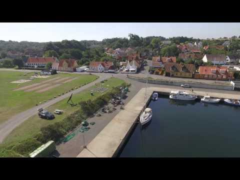 Listed Havn på Bornholm