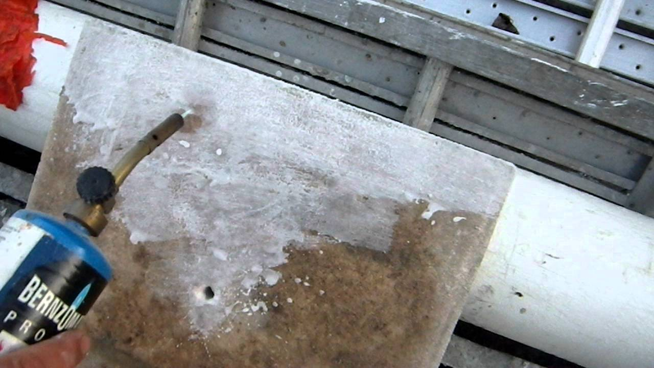 Sealing Concrete With Wax   YouTube