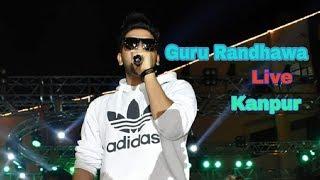 Guru randhawa LIVE performance at axis colleges, Kanpur