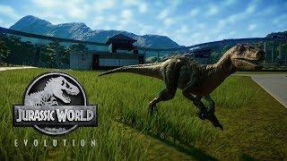 Jurassic World Evolution - Задание