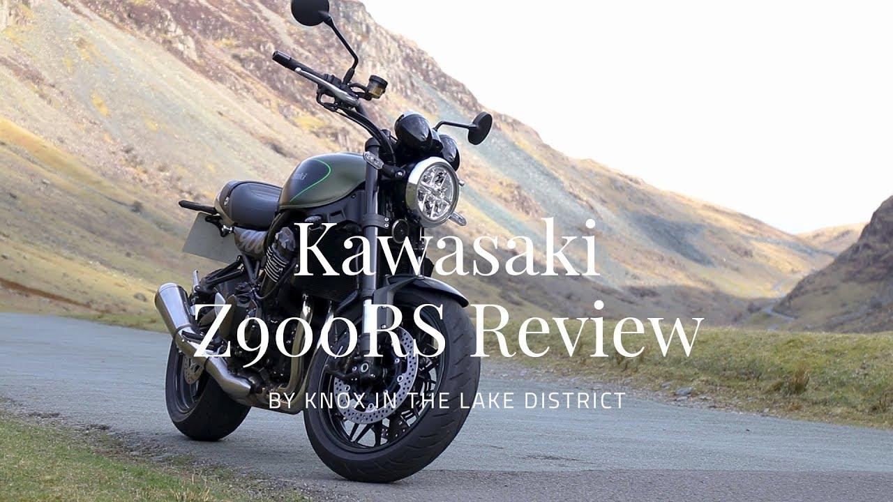 Kawasaki Z900rs Review   Knox in the Lake District