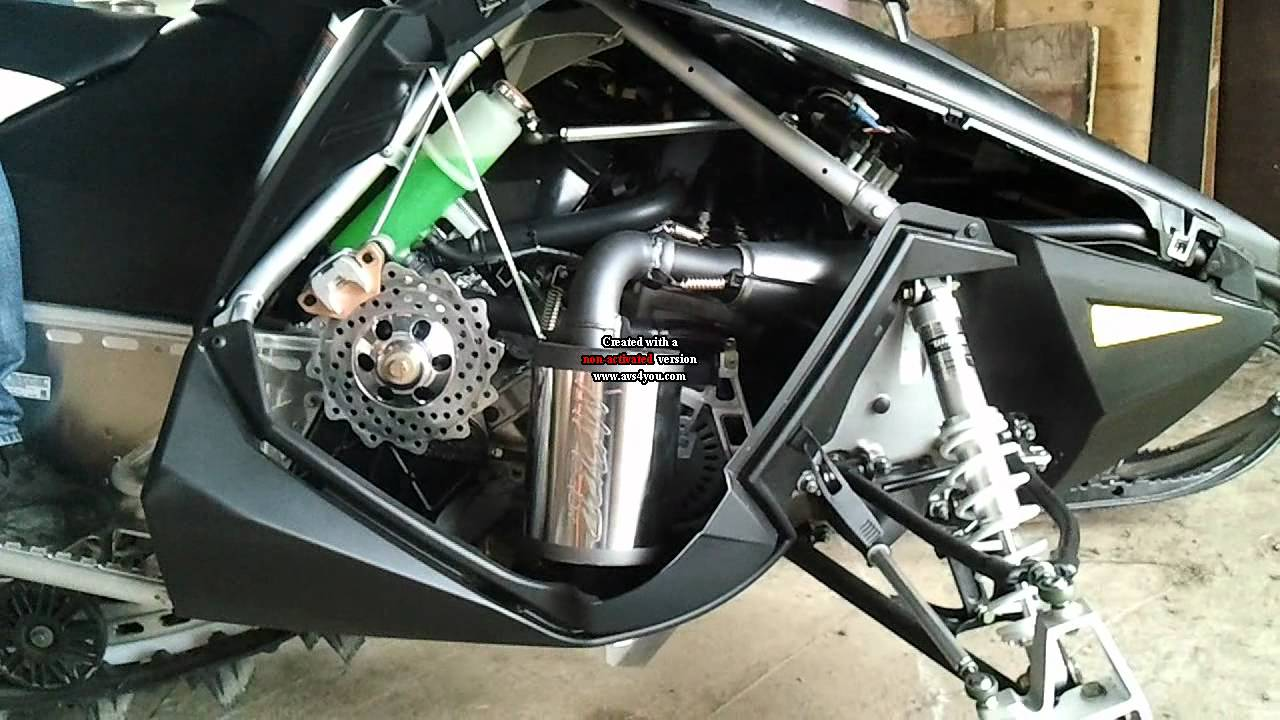 stock exhaust vs mbrp trail exhaust