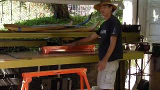 Portamate Folding Steel Sawhorses