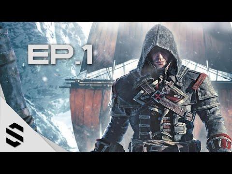 【刺客教條:叛變】- PC特效全開中文劇情電影60FPS - 第一集 - Episode 1 - 最強無損畫質 - Assassin's Creed Rogue - 刺客信条:叛变
