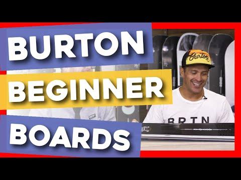 2020 Burton Beginner Snowboards Overview