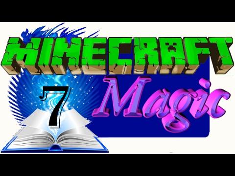 Magic Minecraft Modded Survival S4 E7 Witchery Mischief