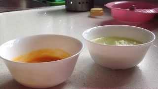 """Рецепт для первого прикорма """"кабачок+тыква""""/ секреты хранения еды"""