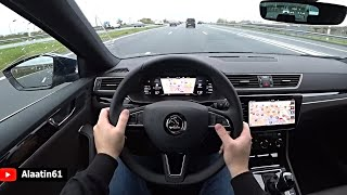 The New Skoda Superb 2020 Test Drive