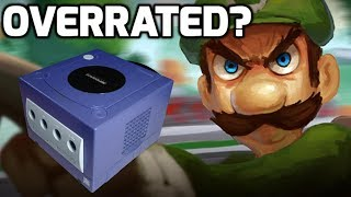 Is The Nintendo Gamecube Overrated? - Top Hat Gaming Man