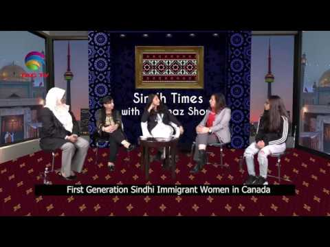 First Generation Sindhi Immigrant Women in Canada