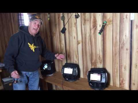 Ice Fishing - Flashers vs. 2D Sonar Units