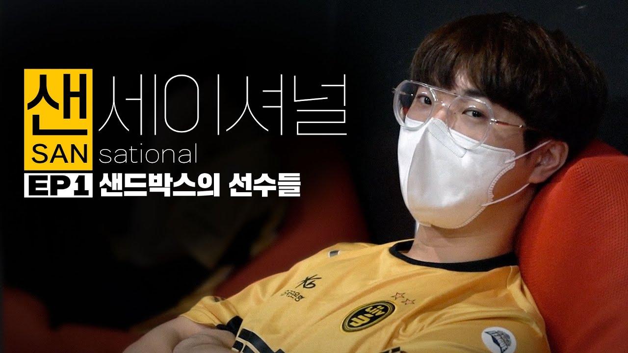 Download EP.1 샌드박스의 선수들│샌세이셔널│리얼다큐, 프로게이머의 삶