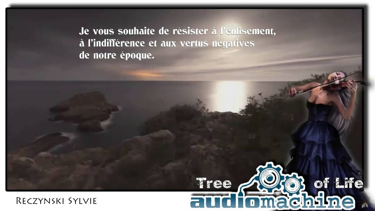 Je Vous Souhaite De Jacques Brel Sur Musique De Audiomachine Tree Of Life
