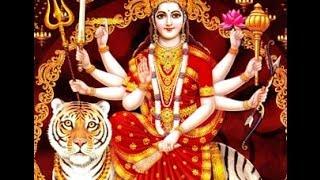 माँ दुर्गा की आरती , अष्टमी ,नवमी ,नवरात्र Durga Maa Aarti Chaitra Navratri 2017