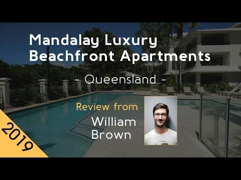 Mandalay Luxury Beachfront Apartments 5⋆ Review 2019