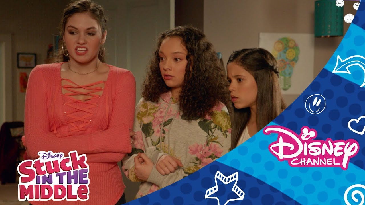 Download Stuck in the Middle   Daphne Moves Bedroom   Official Disney Channel Africa