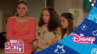 Stuck in the Middle | Daphne Moves Bedroom | Official Disney Channel Africa